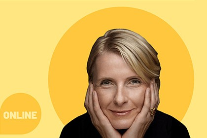 "Elizabeth Gilbert - Hadley Freeman ile ""How to Seize the Day"" Sohbeti"