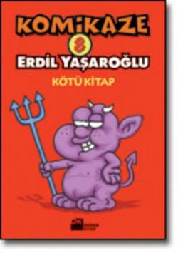 Komikaze 8<br><span>Kötü Kitap</span>