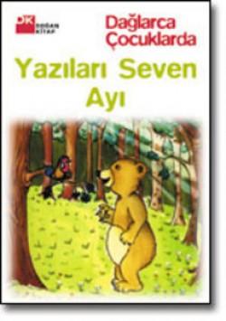 Yazıları Seven Ayı<br><span>Dağlarca Çocuklarda</span>