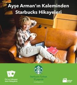 Ayşe Arman'ın Kaleminden Starbucks Hikayeleri<br><span>E-Kitap</span>