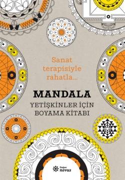 Mandala<br><span>Yetişkinler İçin Boyama Kitabı</span>